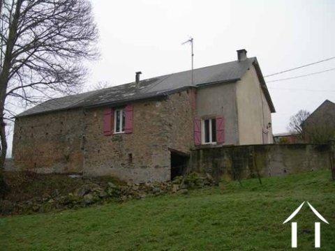 Dorpshuis te koop villapourcon bourgogne 7764 - Stenen huis uitbreiding ...
