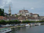 Auxerre aan de Yonne