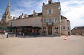 Meursault, toegang Burgundy4U Makelaars