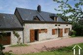 Zeer charmant huis in de Morvan