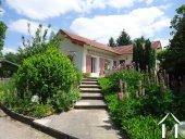 Mooie villa in de Bresse met B&B en mogelijke mini camping