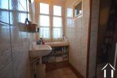 salle de douche au rez de chaussée