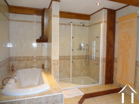Authentiek huis te koop l abergement st colombe bourgogne 12061 - Gerenoveerd herenhuis ...