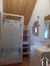en suite shower and toilet for bedroom 3