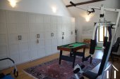 Hobby room on first floor