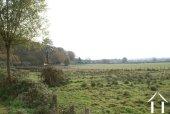 Views to open fields