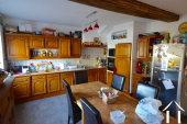 kitchen of 3 bedroom apartment