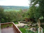 Garden with stunning views