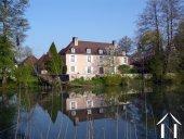 Romantisch landhuis aan de rivier