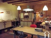 Workshop could become a third bedroom