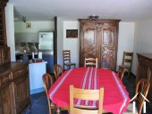 Dining room with Kitchen