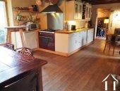 main kitchen and breakfast room