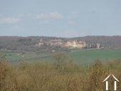 Views to Chateau village