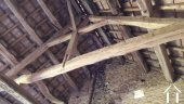 Oak beam structure