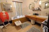 salle de bain au premier etage
