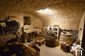 private wine cellar