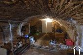 above ground cellar