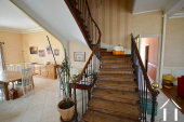 Escaliers central