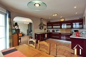 practical fully fitted kitchen