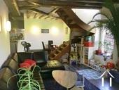 Leuk appartement in Dijon met terras