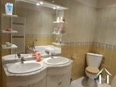 SDB baignoire + double vasque