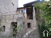 Mooi stenen dorpshuis op15 minuten van Nuits St Georges