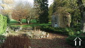 Garden and Pigeon Tower