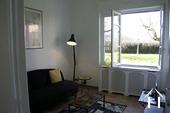 Gite: living room