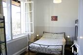 Gite: bedroom