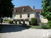 Prachtig huis in de Puisaye met gastenhuis