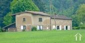 Charmant gerenoveerd huis met prachtig uitzicht op 4000M2.