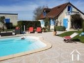 Gerenoveerd woonhuis met verwarmd zwembad