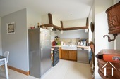 kitchen with breakfast corner 15m2
