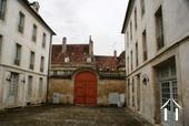 Internal courtyard of honour