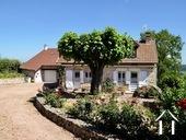 Landelijk gelegen gerenoveerd maison de campagne met uitbouw