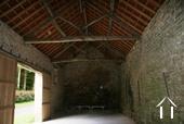 Inside largest barn