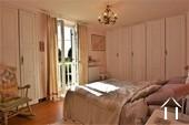 bedroom 1 with east facing window