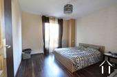 Master bedroom mete en-suite douche kamer