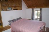 Bedroom; upper floor