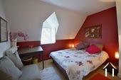 bedroom 2 with dormer window