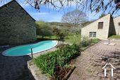 Terracce, pool, garden & view