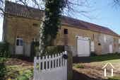 Outbuilding inc. guesthouse