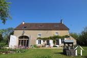 Prachtig gerenoveerd huis in het Puisaye gebied te koop!
