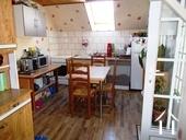 Garden level kitchen