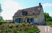 Charmante cottage, gerenoveerd, comfortabel, instapklaar.