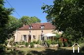 Prachtige cottage in de omgeving van Puisaye