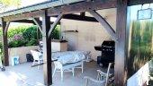 pool house / summer kitchen