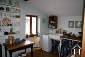 second kitchen /utility