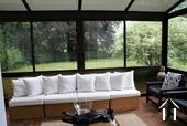sun room /veranda