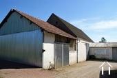 courtyard and barn
